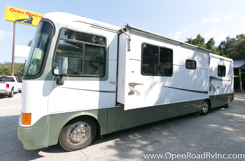 Lower Price 1999 Holiday Rambler Admiral 35 Open Road